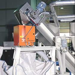 RAPID metal separator for free-fall applications