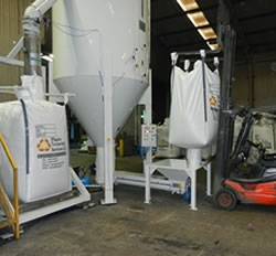 NEW MIXER SPEEDS UP PRODUCTION AT PLASTIC TECHNOLGY SERVICES