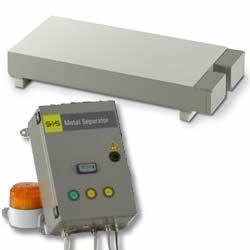 Plate Coil Metal Detectors for Conveyor Belts