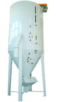 Fountain Blenders / Vertical Mixers / Mixing Silos / Live bins