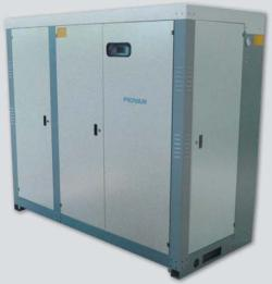 CW Series ~ Water Cooled Chillers