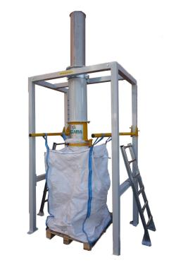 Big Bag Filling Frame