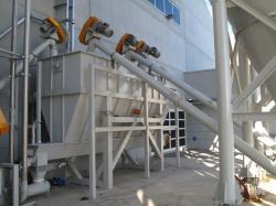 Screw Conveyors / Dischargers