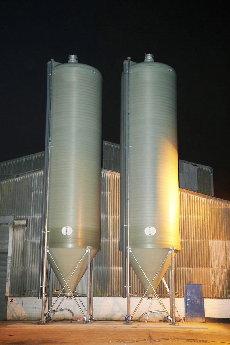 GRP Storage Silos