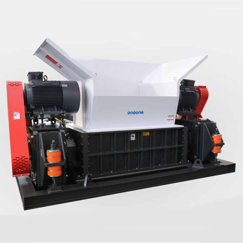 ENMA-ETS Two Shaft Shredder