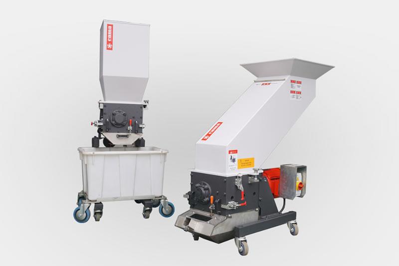 GL Series Low Speed Granulator