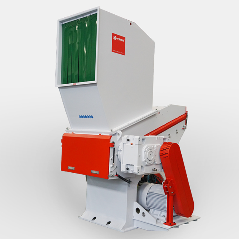 Enma EMS Medium-Sized Single Shaft Shredder